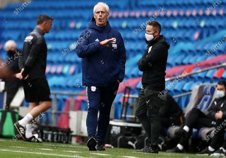 Editorial photo of Cardiff City v Rotherham United, EFL Sky Bet Championship, Football, Cardiff City Stadium, Cardiff, UK - 08 May 2021