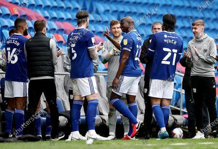 Cardiff City v Rotherham United