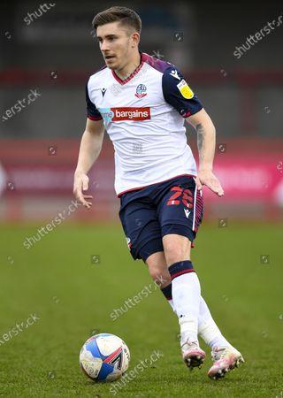 Stock Image of Declan John of Bolton Wanderers