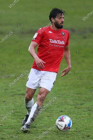Jason Lowe of Salford City