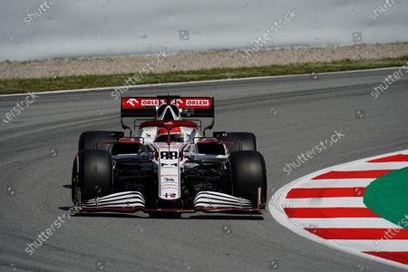 Stock Image of Test driver Robert Kubica (POL#88), Alfa Romeo Racing ORLEN