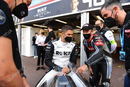 Editorial image of 2021 FE Round 7 - Monaco E-Prix, Circuit de Monaco, Monte Carlo, Monaco - 07 May 2021
