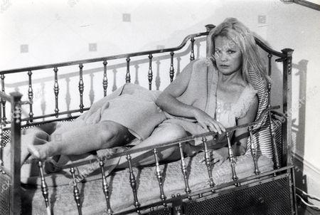 Actress Carroll Baker
