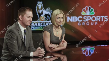 Editorial image of NBC Premier League Soccer, New York, United States - 16 Apr 2013