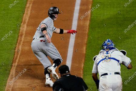 Editorial photo of White Sox Royals Baseball, Kansas City, United States - 07 May 2021