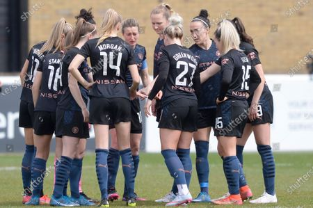 West Ham United Women v Everton Women