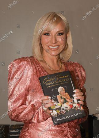 'Caviar Dreams, Tuna Fish Budget' book signing, New Jersey
