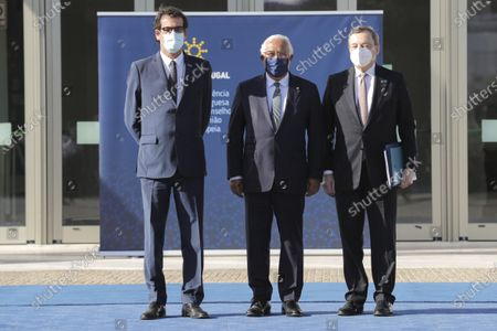 Editorial image of European Social Summit in Porto, Portugal - 08 May 2021