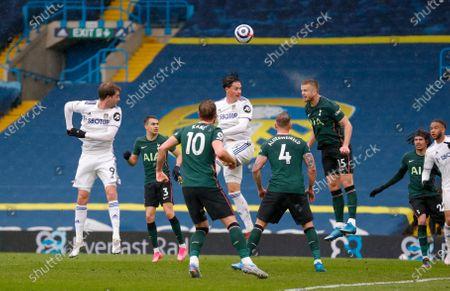 Editorial image of Leeds United v Tottenham Hotspur, Premier League - 08 May 2021