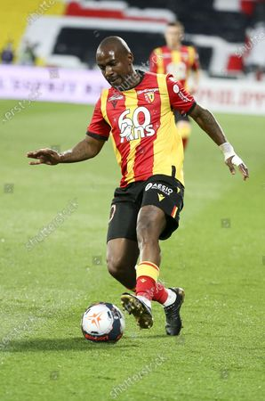 Stock Picture of Gael Kakuta of Lens