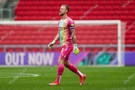 Daniel Bentley of Bristol City