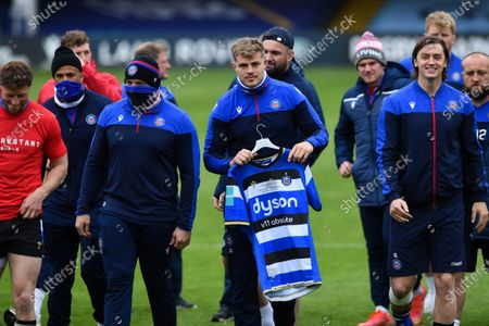 Editorial picture of Bath Rugby v Bristol Bears, UK - 08 May 2021