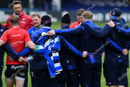 Editorial photo of Bath Rugby v Bristol Bears, UK - 08 May 2021
