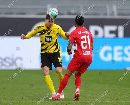 Editorial image of Borussia Dortmund vs RB Leipzig, Germany - 08 May 2021