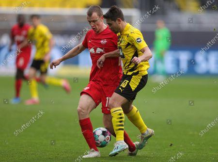 Editorial photo of Borussia Dortmund vs RB Leipzig, Germany - 08 May 2021