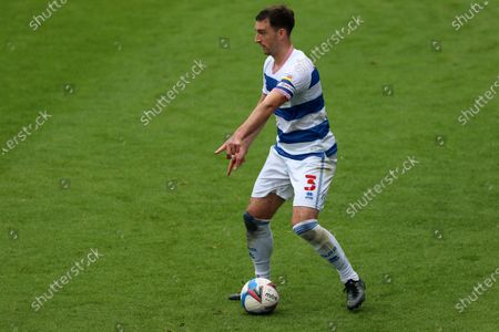 Lee Wallace of Queens Park Rangers during Queens Park Rangers vs Luton Town, Sky Bet EFL Championship Football at The Kiyan Prince Foundation Stadium on 8th May 2021