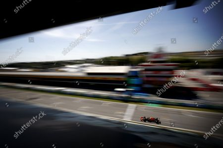 Editorial image of 2021 F1 Spanish Grand Prix, Qualifying, Circuit de Barcelona-Catalunya, Barcelona, Spain - 08 May 2021