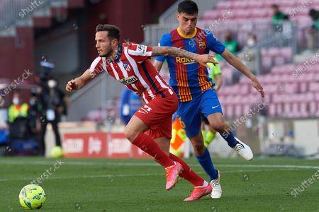 Editorial photo of FC Barcelona v Atletico de Madrid - La Liga Santander, Spain - 08 May 2021