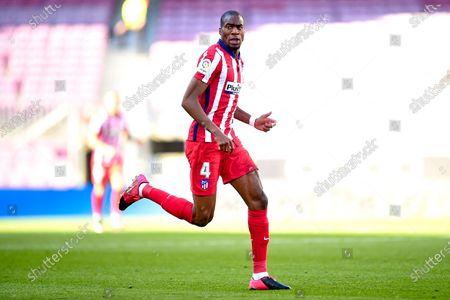 Geoffrey Kondogbia of Atletico de Madrid