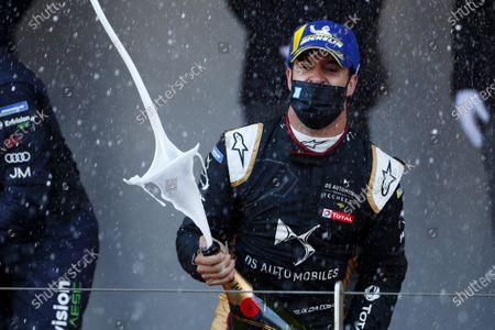 Formula E Monaco ePrix, Race