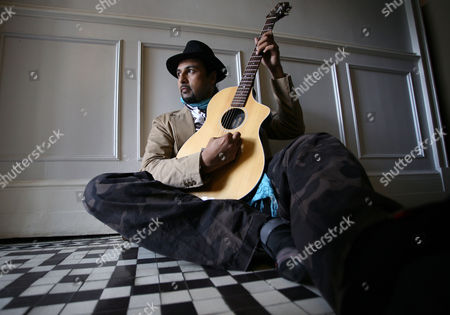 Editorial photo of Salman Ahmad, London, Britain - 21 May 2010