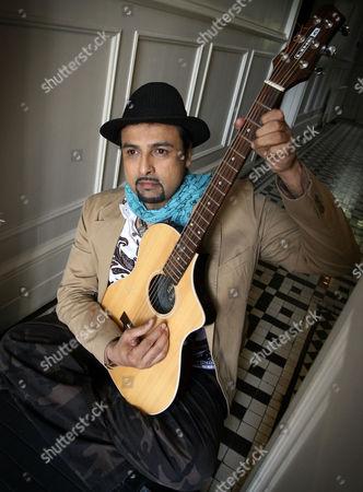 Stock Picture of Salman Ahmad