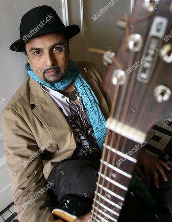 Editorial image of Salman Ahmad, London, Britain - 21 May 2010