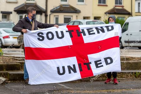 Southend United fans protest, Southend-on-Sea