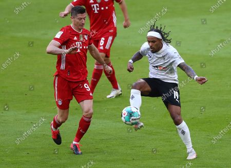 Editorial image of Soccer Bundesliga, Munich, Germany - 08 May 2021