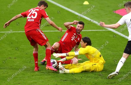 Editorial picture of Soccer Bundesliga, Munich, Germany - 08 May 2021