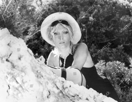 """Mariangela Melato, Head and Shoulders Publicity Portrait for the Film, """"Swept Away"""", Cinema 5, Columbia Pictures, 1974"""