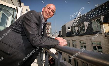 Stock Picture of Adrian Van Klaveren