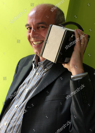 Editorial image of Controller of BBC Radio 5 Live and BBC Live Sports, Adrian Van Klaveren, London, Britain - 19 May 2010