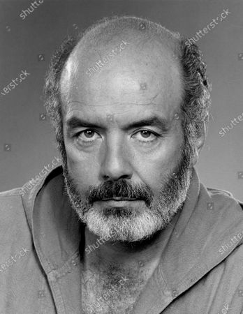 """Pernell Roberts, Head and Shoulders Publicity Portrait for the TV Series, """"Trapper John, M.D."""", CBS-TV, 1979"""
