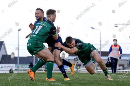 Editorial image of Guinness PRO14 Rainbow Cup, The Sportsground, Galway - 08 May 2021