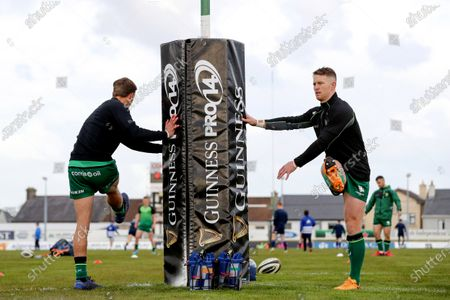 Editorial picture of Guinness PRO14 Rainbow Cup, The Sportsground, Galway - 08 May 2021
