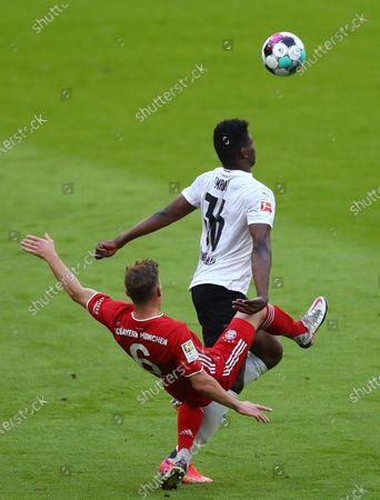 Editorial photo of FC Bayern Munich vs Borussia Moenchengladbach, Germany - 08 May 2021