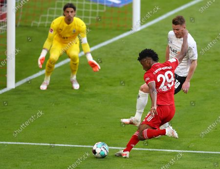 Editorial picture of FC Bayern Munich vs Borussia Moenchengladbach, Germany - 08 May 2021
