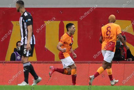 Editorial picture of Galatasaray vs Besiktas, Istanbul, Turkey - 08 May 2021