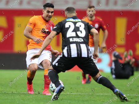 Editorial image of Galatasaray vs Besiktas, Istanbul, Turkey - 08 May 2021