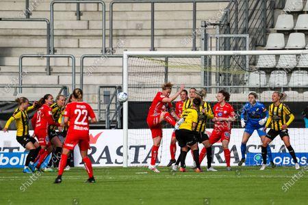 Editorial picture of BK Hacken v Linkoping FC, Bravida Arena, Gothenburg, Sweden - 08 May 2021