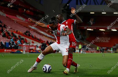 Editorial image of Liverpool FC vs Southampton FC, United Kingdom - 08 May 2021