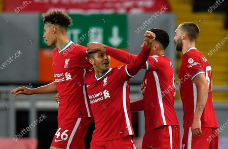 Editorial photo of Liverpool FC vs Southampton FC, United Kingdom - 08 May 2021