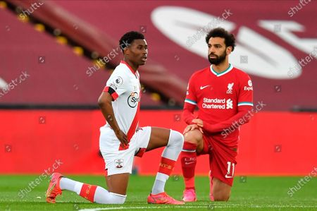 Editorial picture of Liverpool FC vs Southampton FC, United Kingdom - 08 May 2021
