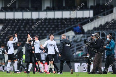 Derby County v Sheffield Wednesday