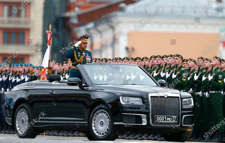 Editorial picture of Russia Red Square Parade, Moscow, Russian Federation - 09 May 2021
