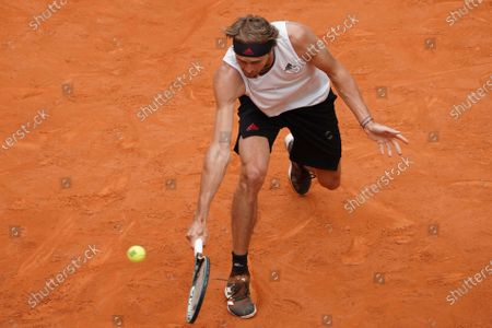 Editorial picture of Mutua Madrid Open - Day Ten, Spain - 08 May 2021