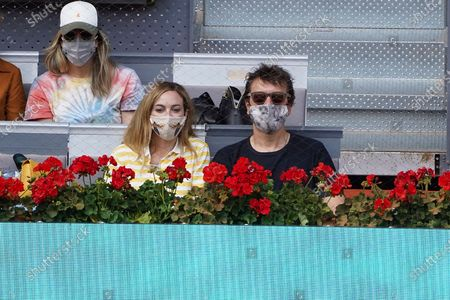 Editorial image of Mutua Madrid Open - Day 10, Spain - 08 May 2021