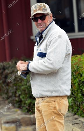 Stock Picture of Exclusive - Kevin Costner
