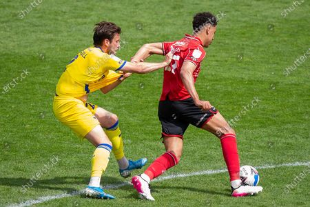 Editorial picture of Lincoln City v AFC Wimbledon, EFL Sky Bet League 1 - 09 May 2021